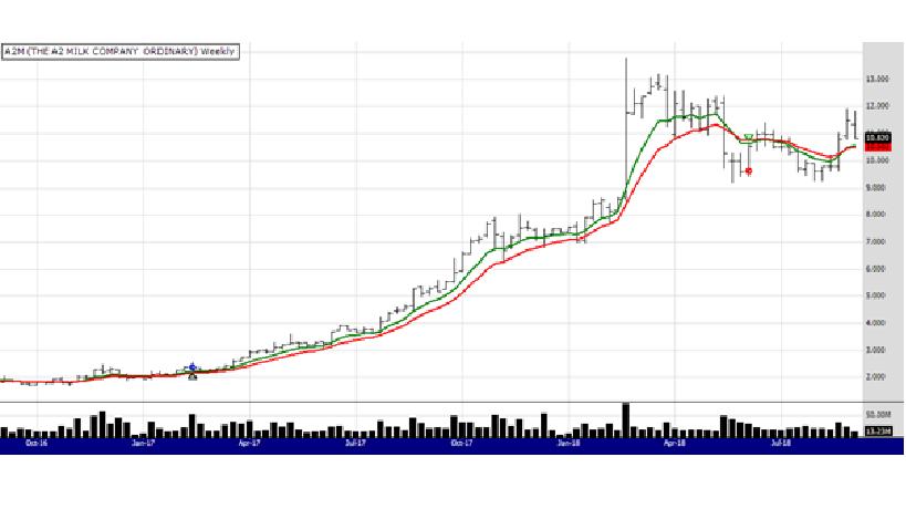 A2M graph